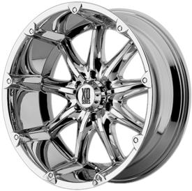 Badlands (XD779) Tires