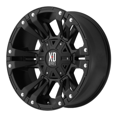 Monster II (XD822) Tires