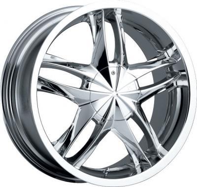 255C Twin Twist Tires
