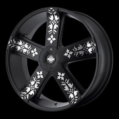 INK'D (KM669) Tires