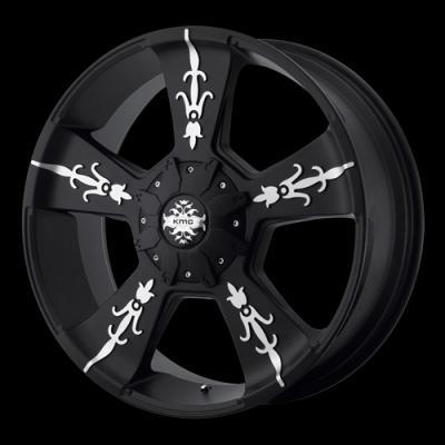 Vandal (KM688) Tires