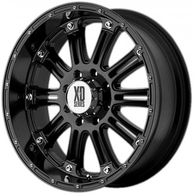 Hoss (XD795) Tires